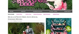 Rock n' Roll Bride Feature