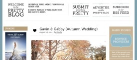 Gavin and Gabby – Pretty Blog Feature